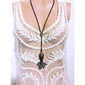 Vintage Fish Necklace